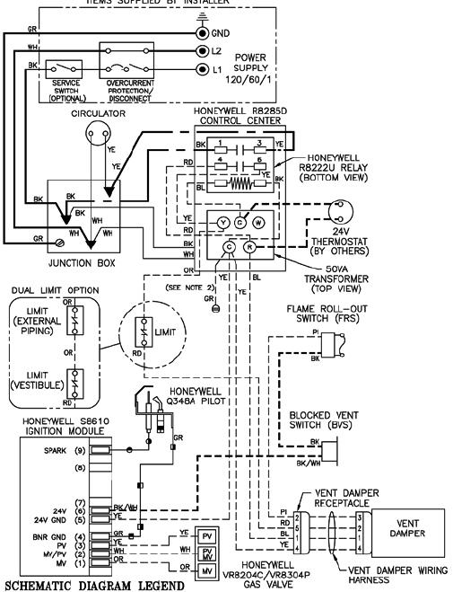 Burnham Boiler Wiring Diagram - Wire Data Schema •